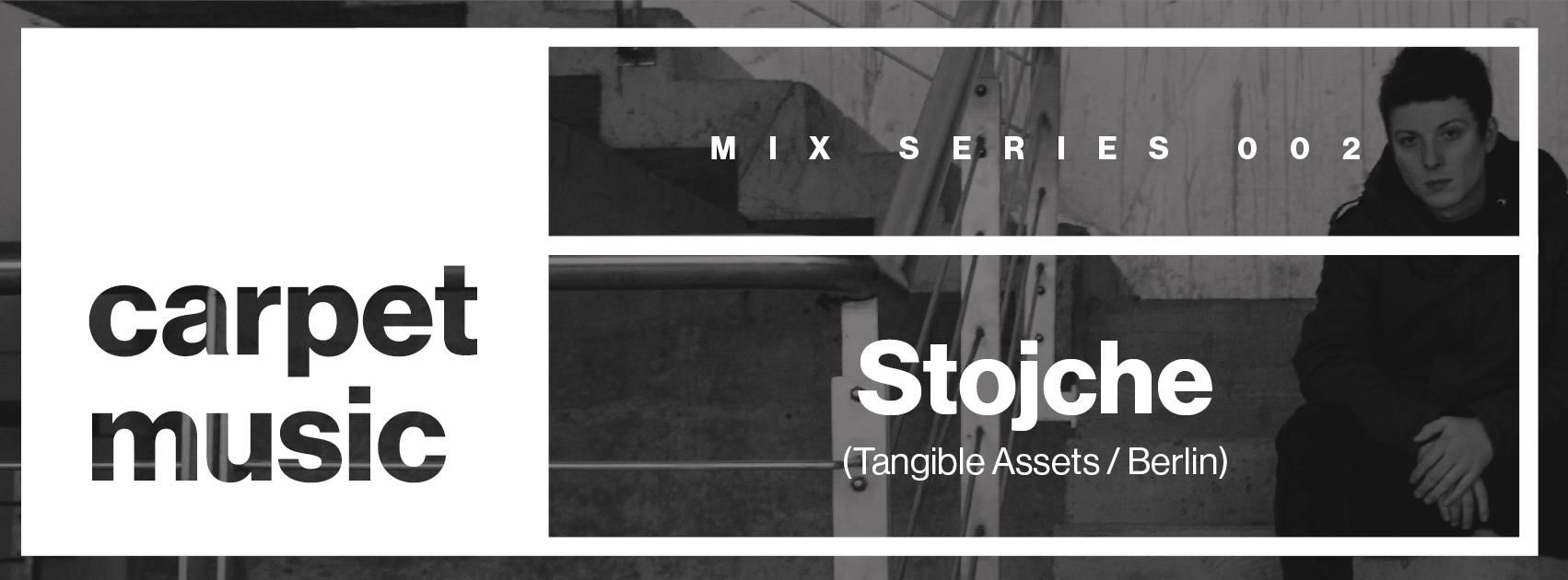 Carpet Music Mix Series 002 w_ Stojche (banner)
