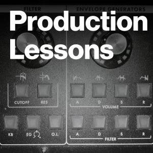 Production Lessons