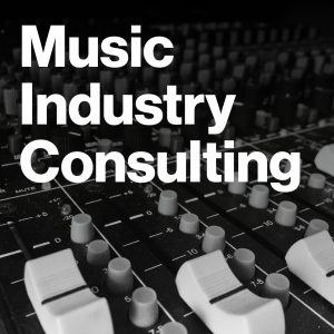 Music industry Consulting